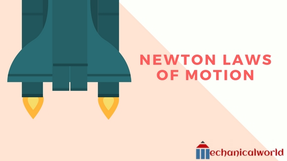 Newtons Laws Of Motion  Physics Law Mechanicalworld