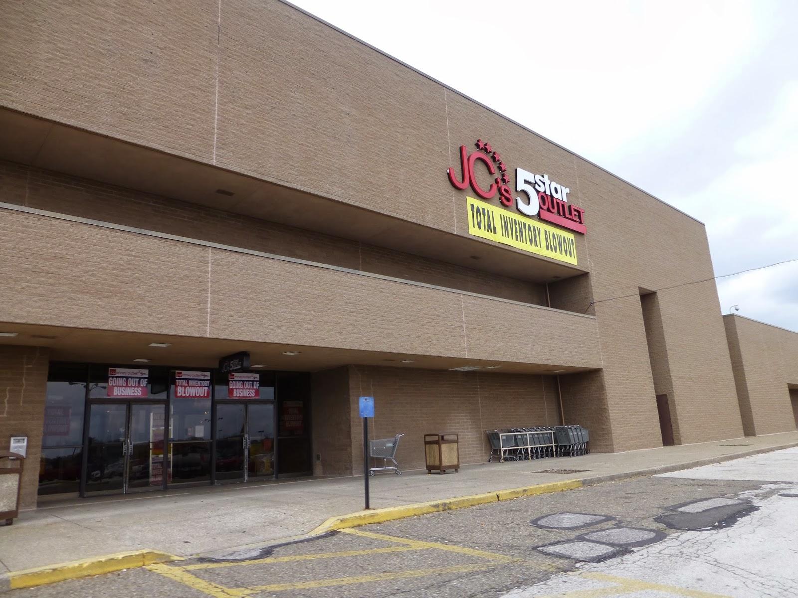 Clothing stores in akron ohio