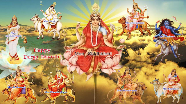 Navratri SMS Wishes