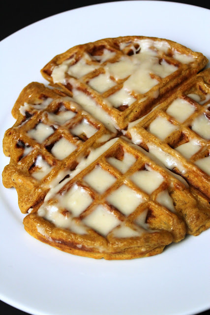 Got Holiday Leftovers? See Our Sweet Potato Waffles Recipe
