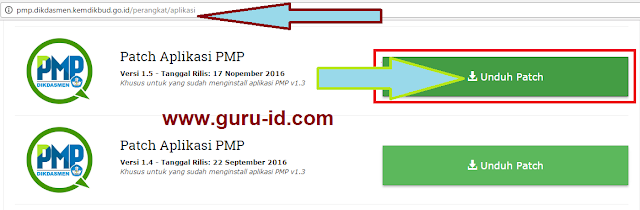 gambar Download Patch Aplikasi PMP Versi 1.5