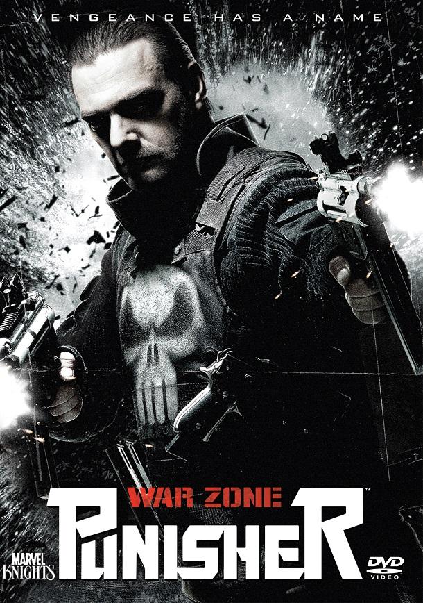 فیلم دوبله : مجازاتگر - منطقه جنگ 2008 Punisher: War Zone