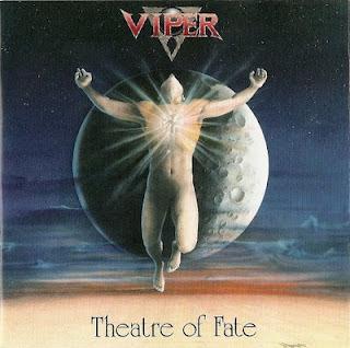 "Resenha #99: ""Theatre of Fate"" - Viper"