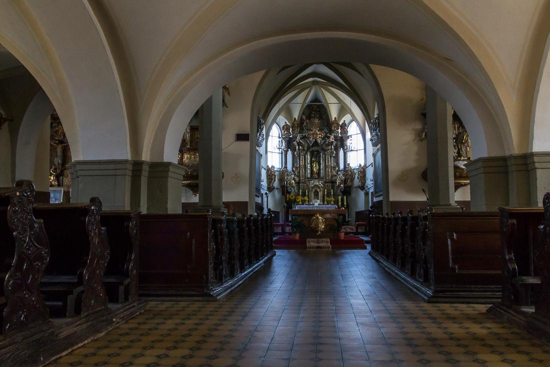 Церковь Рождества Богородицы в Пршиборе