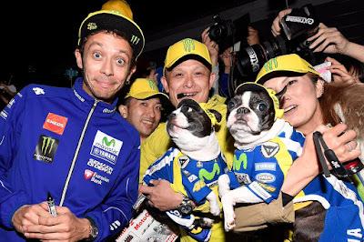 Rossi Tak Beri Ucapan Selamat ke Marquez di Media Sosial