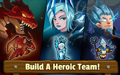 Download Realm Defense: Hero Legends TD Mod (Unlock + Unlimited Money) Offline gilaandroid.com