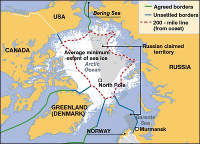 Russian North Polar Information 110