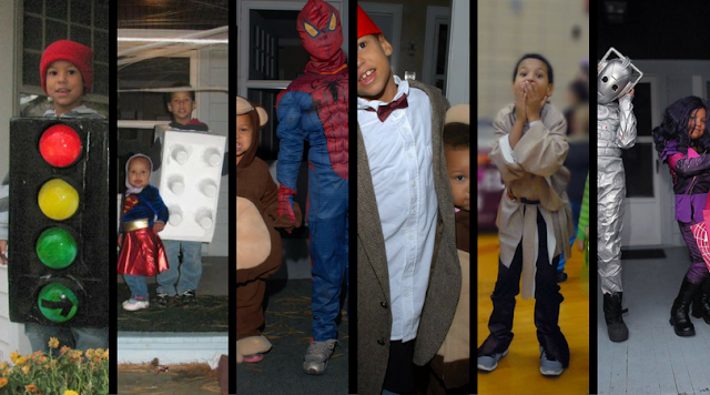 My Kid's Halloween Costumes the Hits and Misses Over the Years