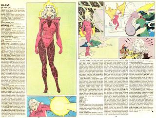 Clea (ficha marvel comics)