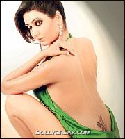 karishma tanna nude back sexy legs - (3) - Karishma Tanna Backless Bare Back Maxim Scans - Tatto on lower back