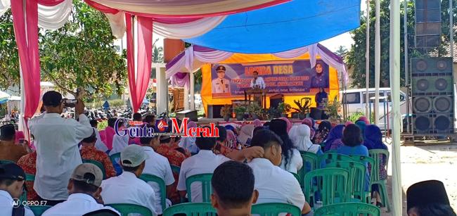 Ikuti Lomba Desa Tingkat Kabupaten, Karangsari Siap Bersiang