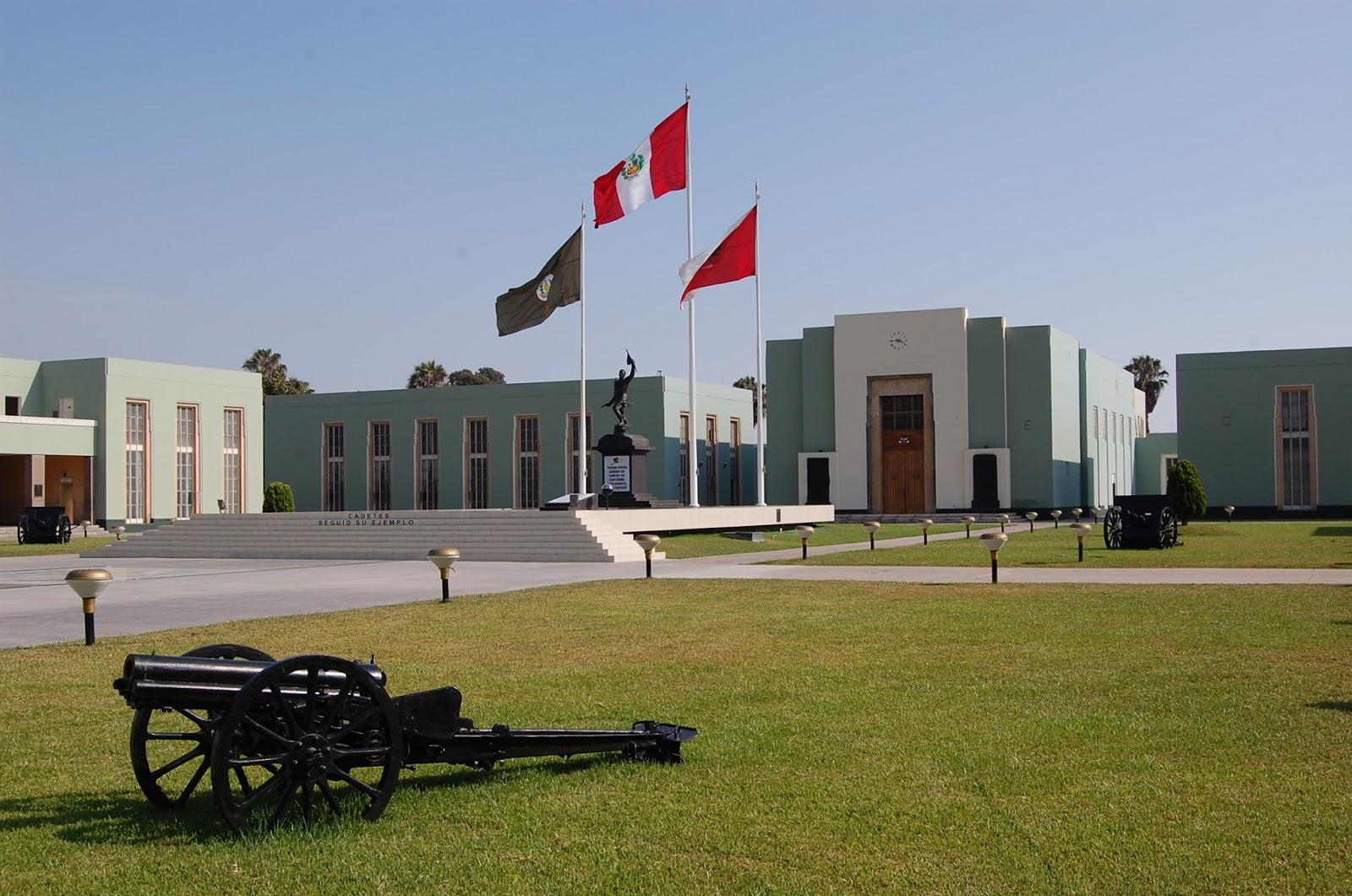 Escuela Técnico Superior PNP - ETS Arequipa