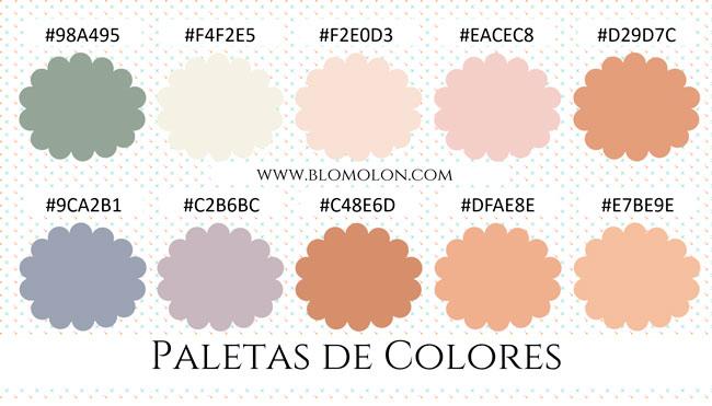 paletas de colores 7
