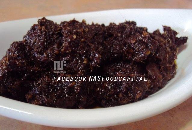 resipi-daging-masak-hitam rendang daging hitam