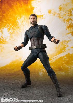 Avengers: Infinity War S.H.Figuarts de Tamashii Nations