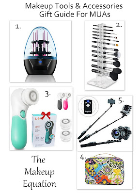 Makeup Tools & Accessories Gift Guide For MUAs
