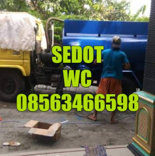 Sedot WC Margorejo Wonocolo Surabaya Selatan