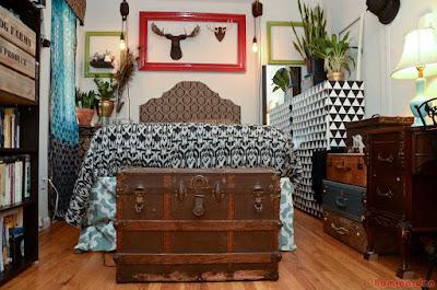 DIY Bedroom Update