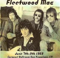 Resultado de imagen para Fleetwood Mac - SF,Carousel Ballroom