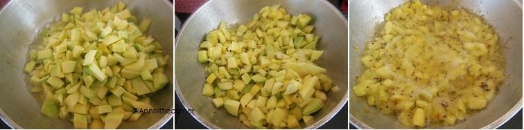 How to make Mango Pickle - Step 4