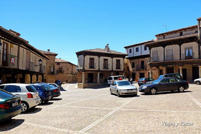 Plaza del Trigo, Atienza