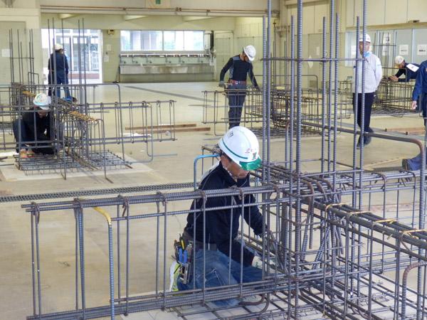 Tuyển 9 nam làm công việc buộc thép tại Kagawa tháng 5 năm 2019