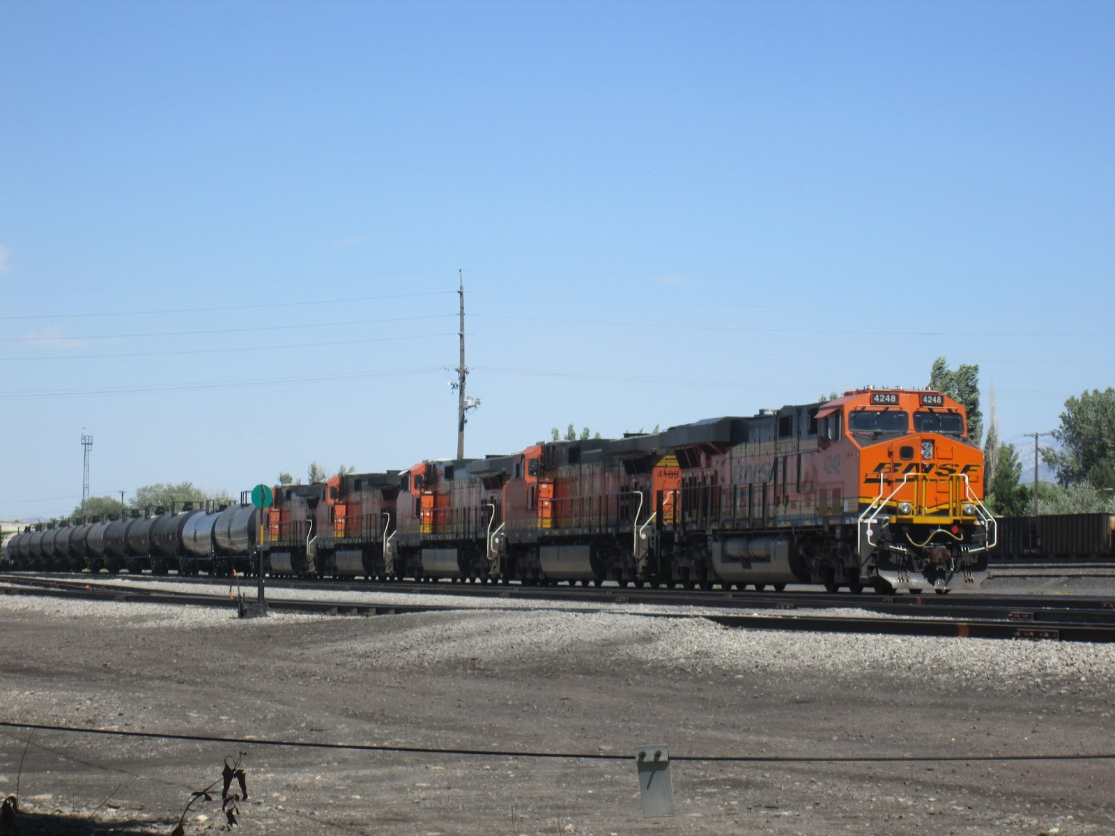 The Desert Empire Project: BNSF, the Utah Railway, and the Railfan
