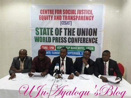 US must respect Nigerian laws over IPOB Proscription, CESJET warns