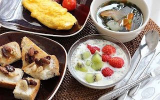 Desayuna saludablemente para activar tu metabolismo