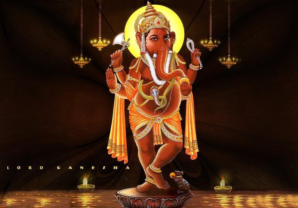 Shree Ganesh Hd Images: INDIAN MUSIC: Shree Ganesha Wallpapers