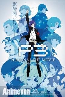 Persona 3 the Movie 4: Winter of Rebirth -  2016 Poster