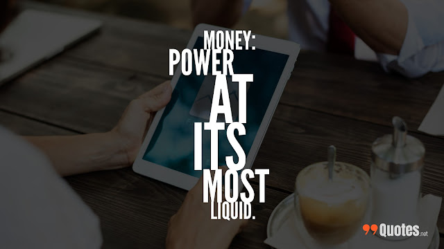 cool money quotes
