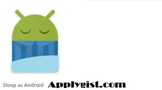 Android Users Download this build 1462 Sleep as Android