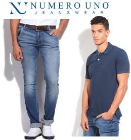 Numero Uno Men's Clothing : Flat 50% Discount at Flipkart