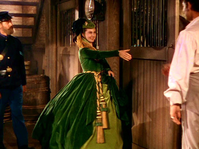 Vivien Leigh Gone with the wind