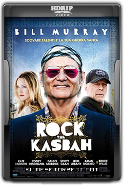 Rock em Cabul Torrent BDRip Dual Áudio 2016