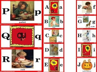 "Secret Stories® Phonics Secrets— The BETTER Alphabet ""Vertical"" Anchor"