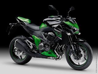 Gambar Motor Ninja Kawasaki Keluaran Terbaru Tahun 2018