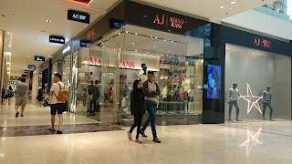 AJ - Armani Jeans Pavilion Elite Bukit Bintang Kuala Lumpur