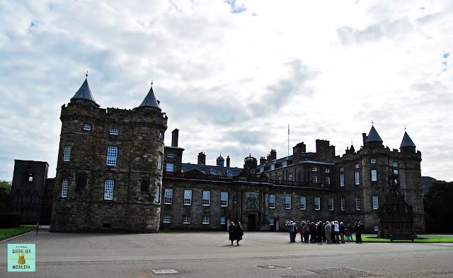 Holyroodhouse, Edimburgo