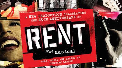 Rent @ St James Theatre