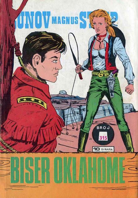 Biser Oklahome - Kit Teller