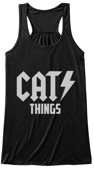 Woman Tank For Cats Lover