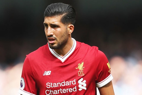 Cầu thủ Emre Can yêu cầu gia hạn thêm hợp đồng