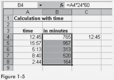 How to add hours and minutes in excel