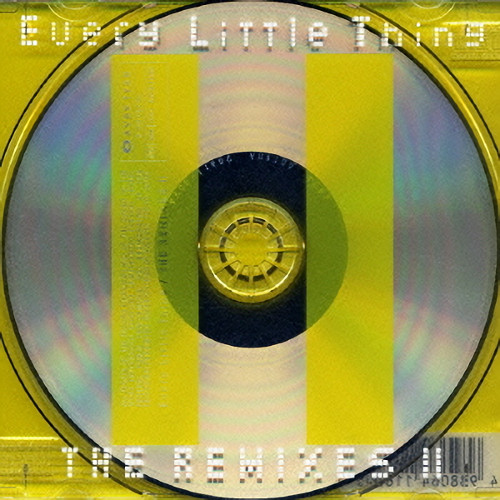 Every Little Thing - The REMIXES II [FLAC   MP3 320 / CD]