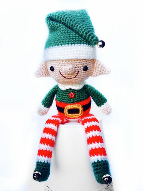 patron navidad elgo amigurumi bertorulez bertoso berto rulez