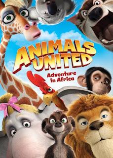 Animal United แก๊งสัตว์ป่า ซ่าส์ป่วนคน