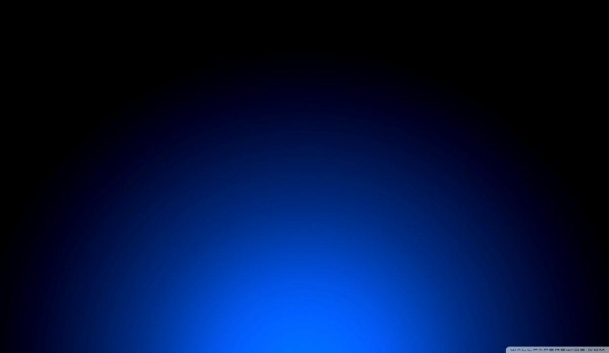 Blue Wallpaper Simple