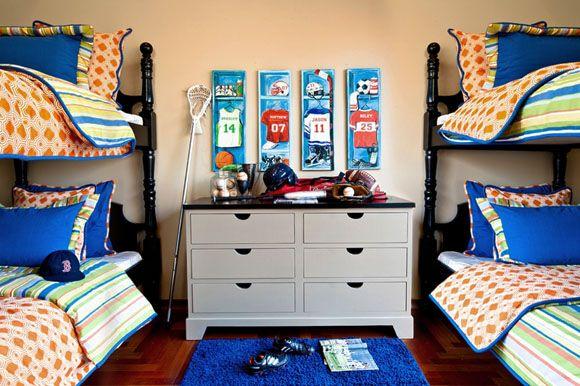 Perlu Diperhatikan Kenyamanan Tidur Anak  Desain Interior Kamar Tidur Anak Laki - laki